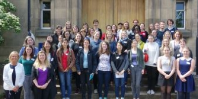 University of Edinburgh - participants at 4th annual University of Edinburgh Women in STEMM Workshop on the 23rd of June 2015
